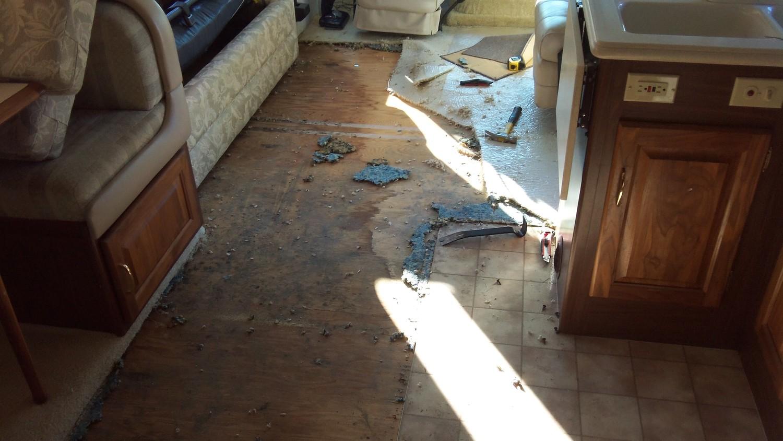 Rv Flooring Amp Rv Carpet Replacement Floorit Motorcoach