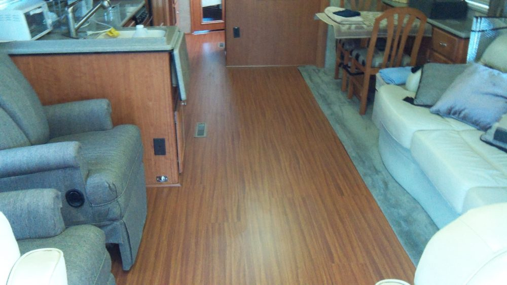 Whether You Re Tired Of Your Carpeted Entry Way Or Existing Flooring Is Out Dated And Worn Floor It Motor Coach