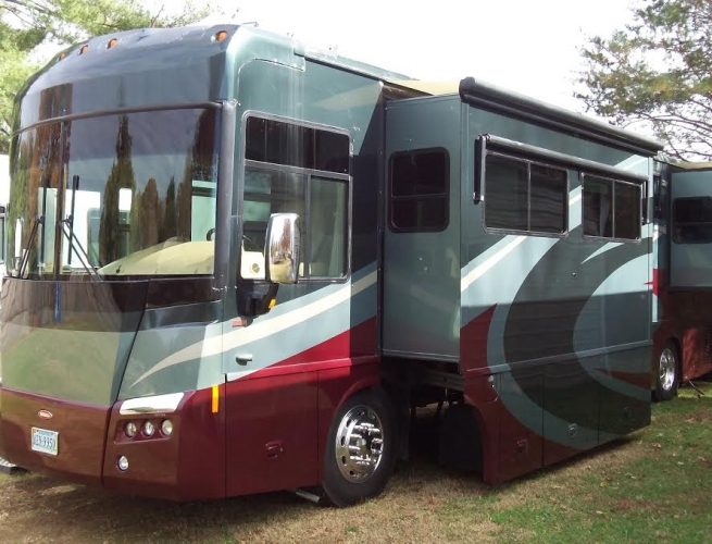 RV Carpet Replacement